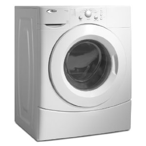 Amana NFW7300WW 3.5 -Cubic Foot Front Load Washer