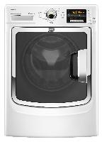 Maytag MHW6000XW 4.3 Cu. Ft. White Front Load Washer
