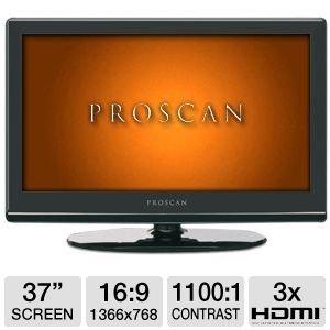 Curtis PLC3708A LCD HDTV