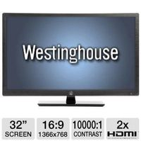 "Westinghouse Electric EW32S3PW 32"" LED TV"