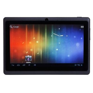 Tagital 7in Android 4.0 4GB MID Capacitive Touch Screen A13 Q88 Tablet WiFi 3G MID Allwinner