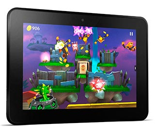 Amazon Kindle Fire HD(8.9 in, 64GB)