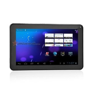 Alldaymall 9 Inch Capacitive Touch Screen Android 4.0 Tablet