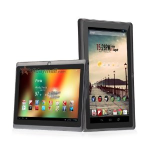 Alldaymall 7 Inch Capacitive Touch Screen Android 4.0 Tablet