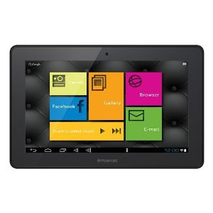 Polaroid PMID100 Google Android 4.0 IceCream Sandwich Capacitive Screen 10.1 inch Internet Tablet