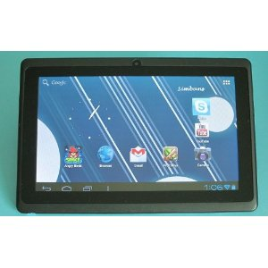 Simbans 7 Inch Google Android 4.0 Tablet PC 4GB