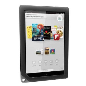 Barnes & Noble Nook HD+ 9 Inch 16GB Wi-Fi Color Tablet