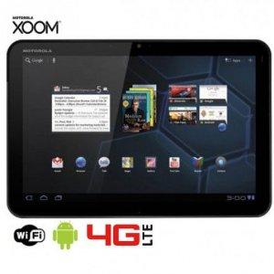 Motorola XOOM MZ602 32GB, Wi-Fi + 3G / 4G LTE Verizon 10.1inch Tablet