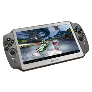 Archos GamePad 8GB 7 Inch Capacitive Touchscreen Android Tablet
