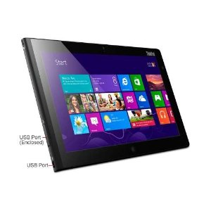 Lenovo ThinkPad Tablet 2 367923U 10.1-inch 64 GB Tablet