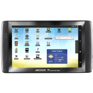Archos 70 - 250 GB Internet Tablet