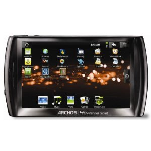 Archos 501598 48 500 GB Internet Tablet