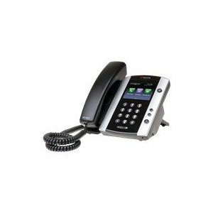 Polycom VVX 500 12-line Business Media Phone