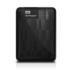 WD My Passport 320GB Portable USB 3.0