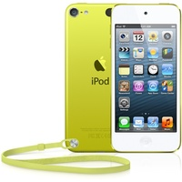 Apple Yellow iPod Touch 64 GB Digital Media Player