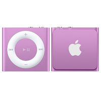 Apple Purple iPod Shuffle 2 GB MP3 Player