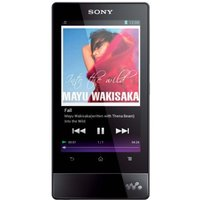 Sony Black 16 GB NWZ-F805BLK Digital Media Player