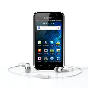 Samsung 4-Inch Galaxy Player
