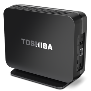 Toshiba 3TB Canvio Personal Cloud HDNB130XKEG1