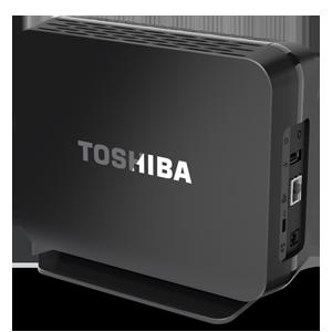 Toshiba 2TB Canvio Personal Cloud HDNB120XKEG1