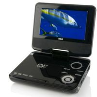 RCA DPDM70R 7 in. DVD Player