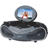 Supersonic SC-280TV 7 in. Portable DVD Player