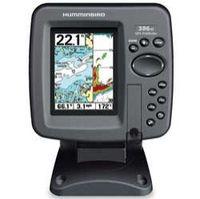 Humminbird 4090301 386Ci Combo Color DualBeam Fishfinder and GPS