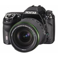 Pentax K-5 II Digital Camera with 18-135mm lens