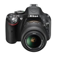 Nikon D5200 Digital Camera with 18-55mm lens