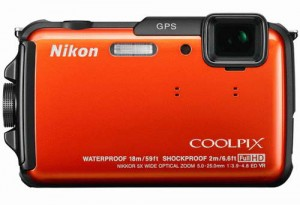 Nikon COOLPIX AW110 Digital Camera