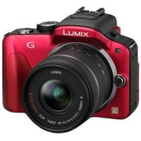 Panasonic Lumix DMC-G3K Digital Camera with 14-42mm lens