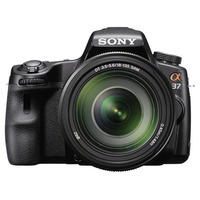 Sony SLT-A37M 3D Digital Camera with 18-135mm lens