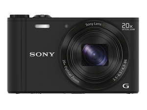 Sony Cyber-shot DSC-WX300 Digital Camera