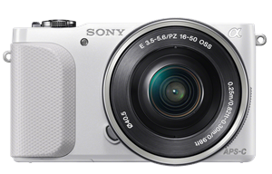 Sony Alpha NEX-3N Digital Camera