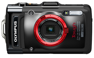 Olympus Tough TG-2 iHS Digital Camera