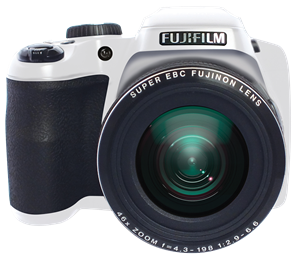 Fujifilm FinePix S8500 Digital Camera
