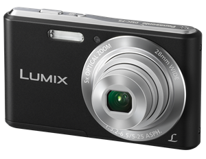 Panasonic Lumix DMC-F5 Digital Camera