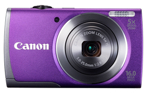 Canon PowerShot A3500 IS Digital Camera