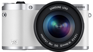 Samsung NX300 Digital Camera