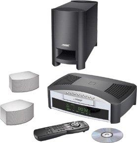 Bose 3-2-1 GS DVD