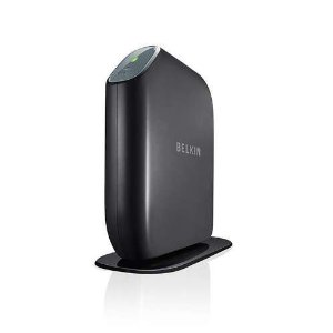 Belkin Share N300 F7D7302-TG Wireles N Router