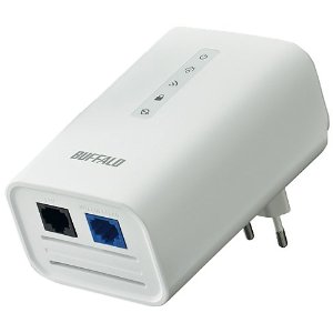 Buffalo AirStation Powerline WPL-05G300 - Wireless Router