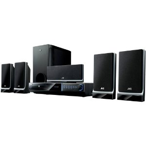 JVC TH-G31 DVD Digital Theater System