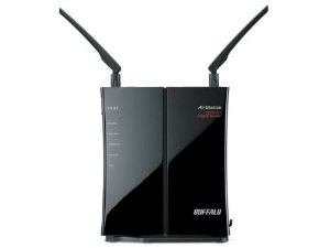BUFFALO AirStation HighPower N300 WHR-300HP Wireless Router