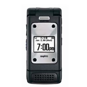 Sanyo Pro-700 Rugged Cell Phone