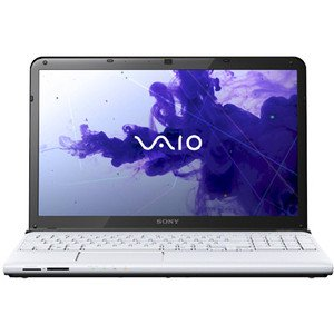 Sony VAIO E15 Series SVE15135CXW 15.5-Inch Laptop