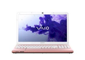 Sony VAIO E15 Series SVE15134CXP 15.5-Inch Laptop (Pink)