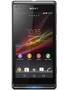 Sony Xperia L C2105 Smartphone