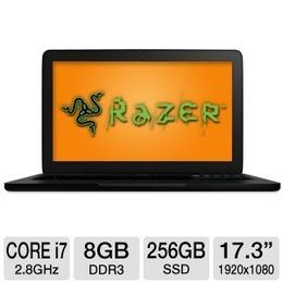 Razer Blade RZ09-00710100-R3U1 17.3-Inch Laptop