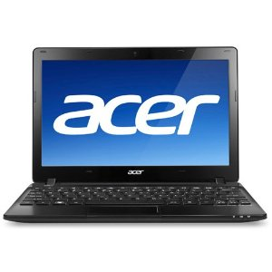 "Acer Aspire One Ao725-0884 11.6"" Windows8 Netbook"